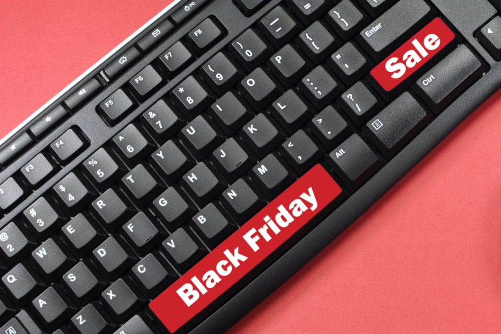 Black Friday emails produce same carbon emissions as 4000 return flights from London to New York
