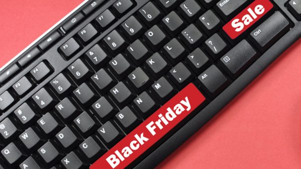 Black Friday emails are responsible for massive carbon emissions equivalent to 4000 return flights from London to New York.