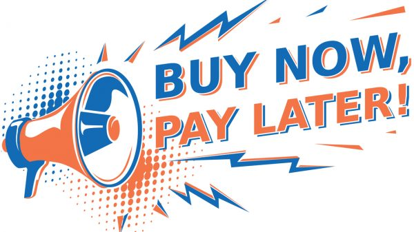 "Buy now, pay later (BNPL) schemes have experienced a ""marked uptick"" in use during the coronavirus pandemic as cash strapped shoppers turn to companies like Klarna and Laybuy."