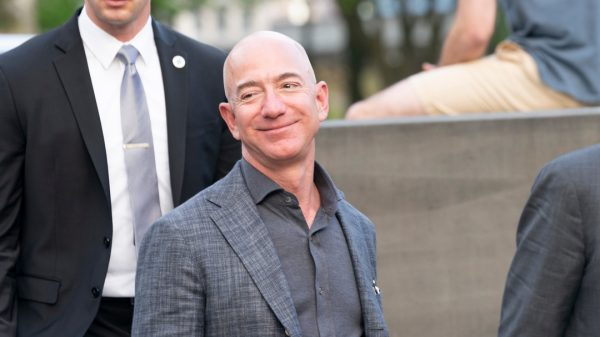 Amazon chief executive Jeff Bezos made $13 billion yesterday marking the largest single-day rise in individual wealth on record.