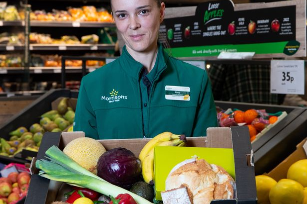Morrisons becomes first supermarket to offer unsold food with Too Good To Go app
