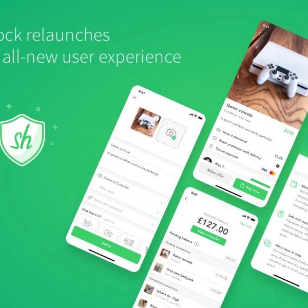 Shpock has undergone a major revamp adding a host of new features including in-app payments and buyer protection.