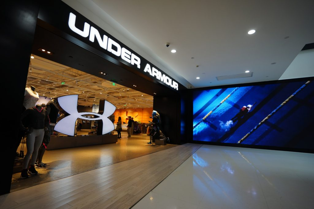 Under Armour under criminal investigation for accounting practices