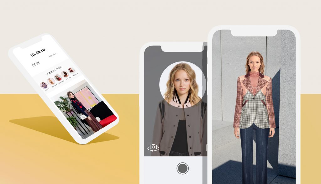 Yoox app now lets you dress a virtual avatar of yourself