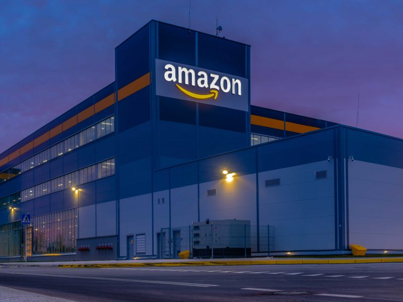 Amazon is being sued by six people who have accused it of allowing coronavirus to spread among its facilities leading to the death of one worker's family member.