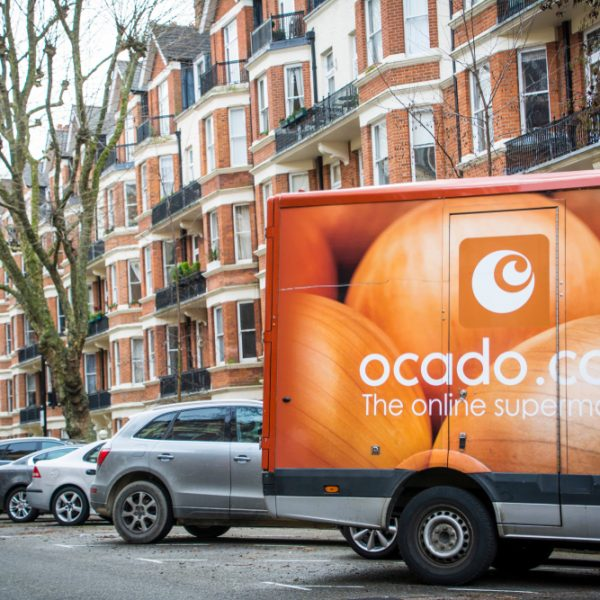 """Ocado has told customers it was """"sorry"""" that it was not able to provide grocery delivery to as many customers as it would like."""