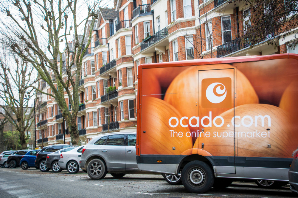 Ocado launches £500m bond issue to expand robotic warehouses abroad