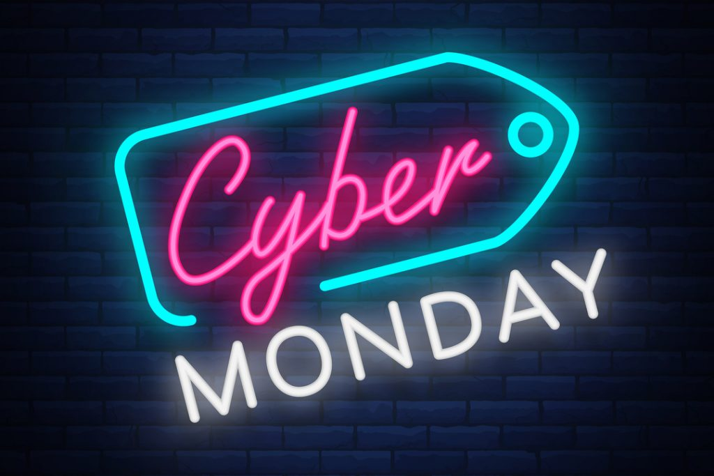 Cyber Monday breaks all records as shoppers spent $12m a minute