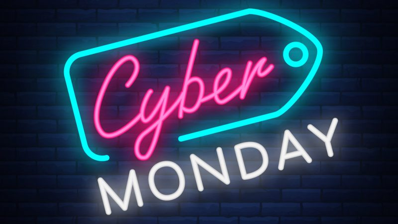 Cyber Monday sales broke all records to become the biggest single shopping day in US history, with customers spending $12 million (£9.2 million) per minute at its peak.