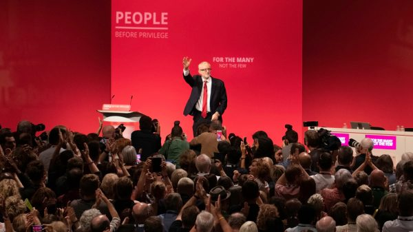 "Jeremy Corbyn has used his party manifesto to name and shame Amazon, Uber, Asda and Sports Direct for having ""exploited, ripped off and dehumanised workers""."