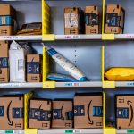 Amazon is banning its sellers in the UK and US from sending any non-essential items to its warehouses from April 5 as it struggles to deal with a surge in demand during widespread self-isolation.