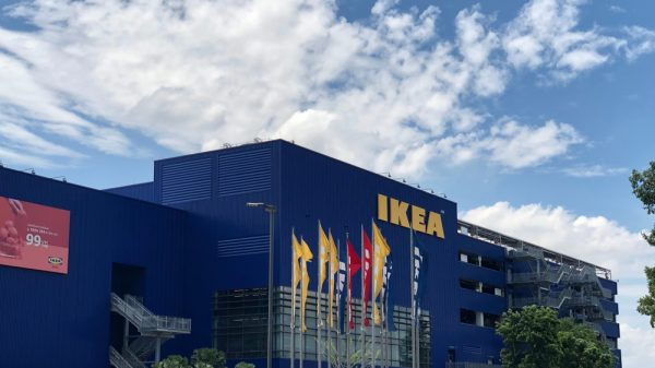 IKEA debuts third party sales with Alibaba