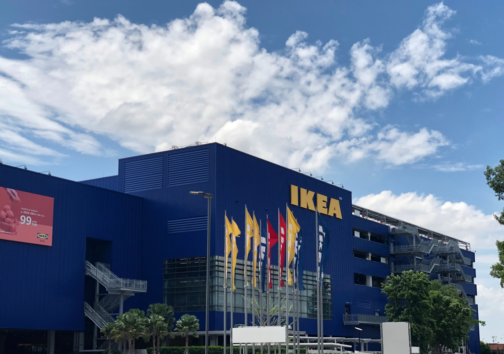 Ikea ramps up carbon neutral plans