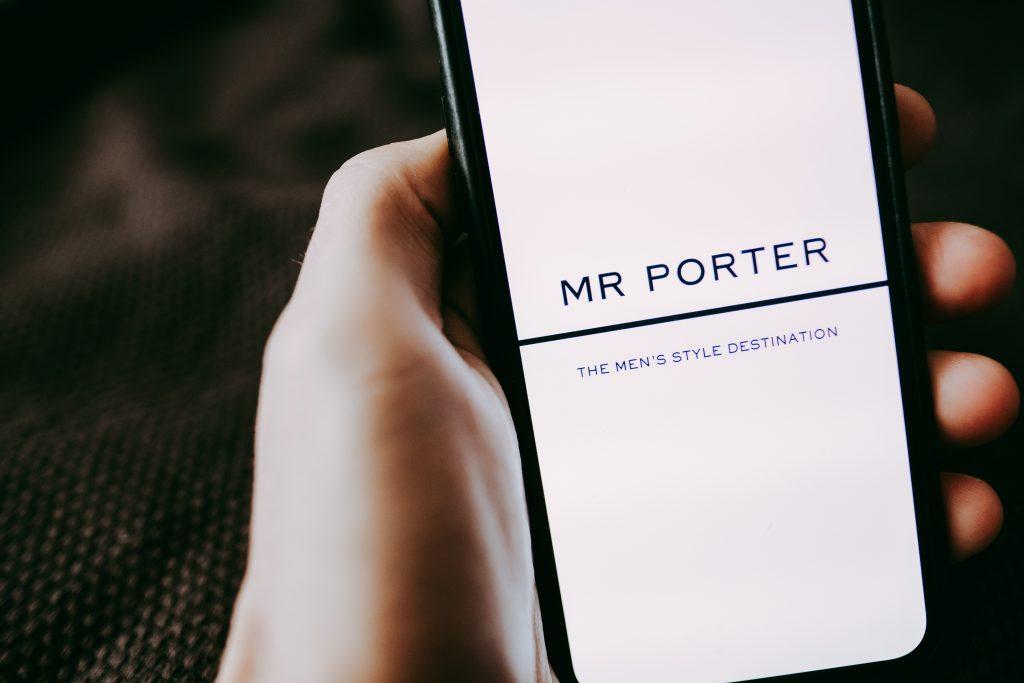 Mr Porter appoints new managing director