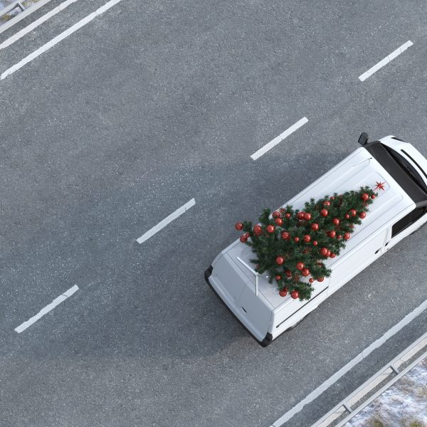 Online retail is leading to a huge increase in greenhouse gas emissions as shorter delivery times drive up the amount of delivery vehicles on the road.