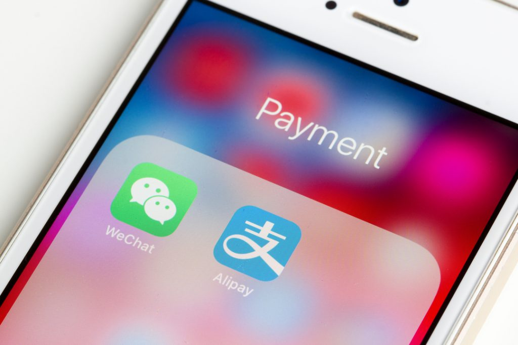 Retailers who don't accept Alipay or WeChat payments missing out on billions
