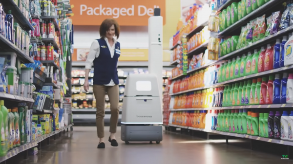 Walmart is set to dramatically ramp up the number of autonomous robots in its stores as it expands its partnership with Bossa Nova Robotics.