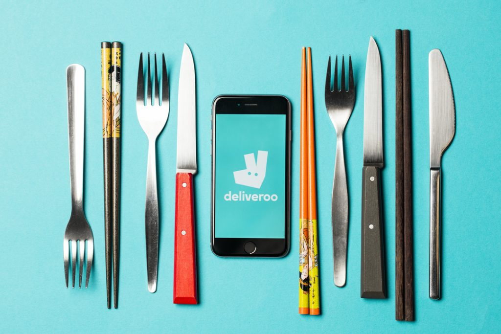 Deliveroo to launch its own delivery-only brands