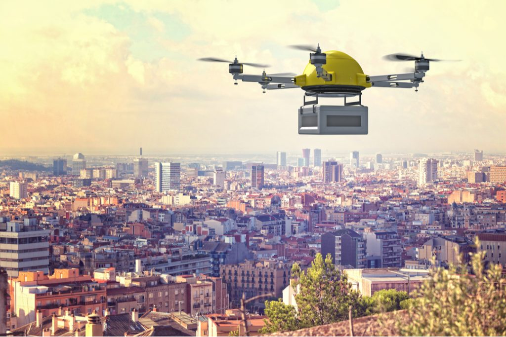 Top 5 upcoming retail drone delivery services