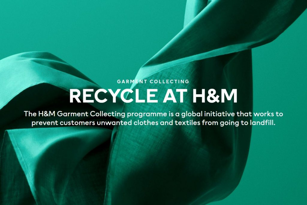 H&M to launch new items made of recycled jeans and wood
