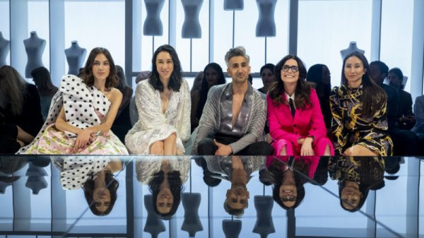 Net-A-Porter has partnered with Netflix for a new show in which fashion designers will compete against each other for a $250,000 (£191,000) prize.