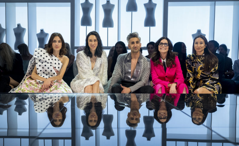 Net-A-Porter partners with Netflix for 'Next in Fashion' show due to air this month