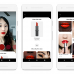 """Pinterest has become the latest online platform to launch an augmented reality (AR) virtual lipstick """"try on"""" app."""