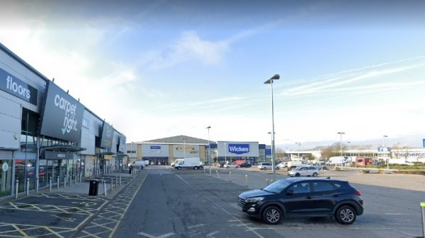 A failing retail park has been sold for over £50 million to make way for online retail warehouse space laying bare the dramatic changes in the industry.