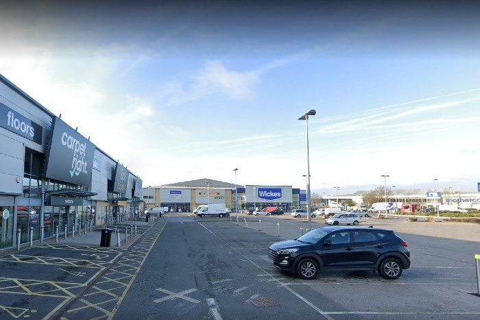 Retail park sold to make way for online retail warehouse marking symbolic shift