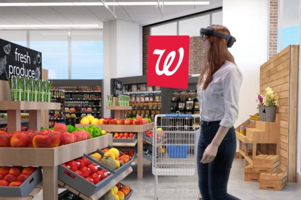 Boots' owner Walgreens is training staff in virtual reality