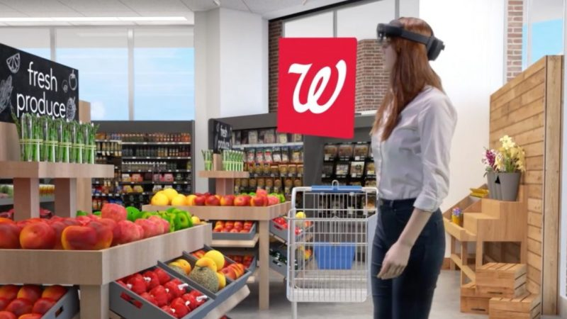 Walgreens Boots Alliance is using Microsoft's HoloLens 2 to train its staff in virtual reality to handle thousands of new products and learn new store layouts before they're finished.