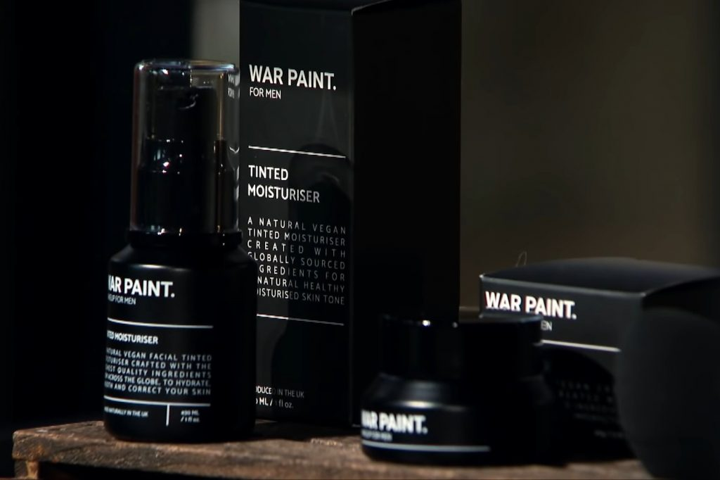 John Lewis becomes first major retailer launch male-only makeup concession with War Paint