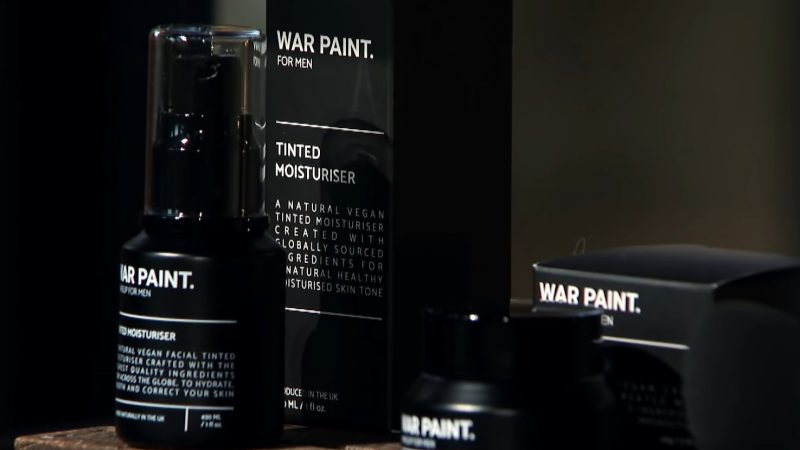 """John Lewis has become the first major retailer to launch a makeup counter just for men which has reportedly seen """"amazing sales""""."""