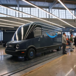 Amazon has unveiled its new fleet of electric delivery vans equipped with a range of cutting-edge features like automated emergency breaking and anti-driver distraction technology.