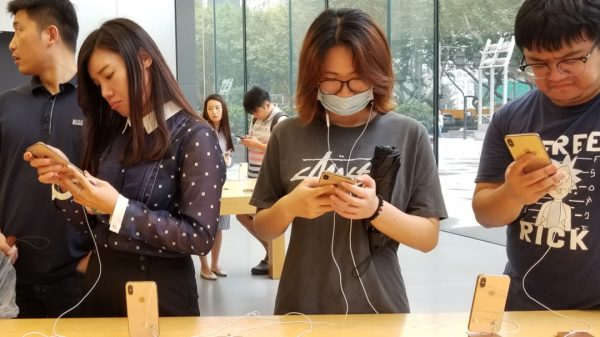 Apple is set to start reopening its retail stores across the US after being forced to close them for a second time due to a spike in coronavirus cases.