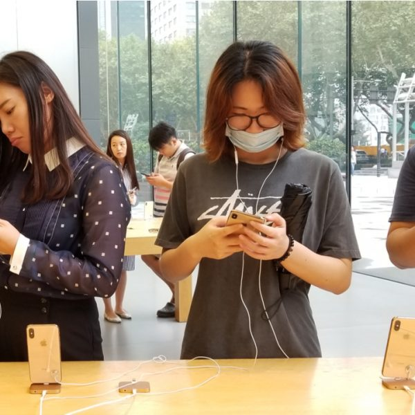 Apple has become one of the first retailers to start reopening its doors for business following months of closure during lockdown.