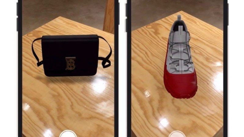 Burberry has released its latest augmented reality (AR) feature enabling customers to view 3D renders of its items in the real world via Google Search.