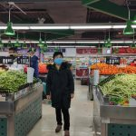 Alibaba's physical fresh-food chain Freshippo has seen sales skyrocket over the past week as residents across China are advised to stay at home.