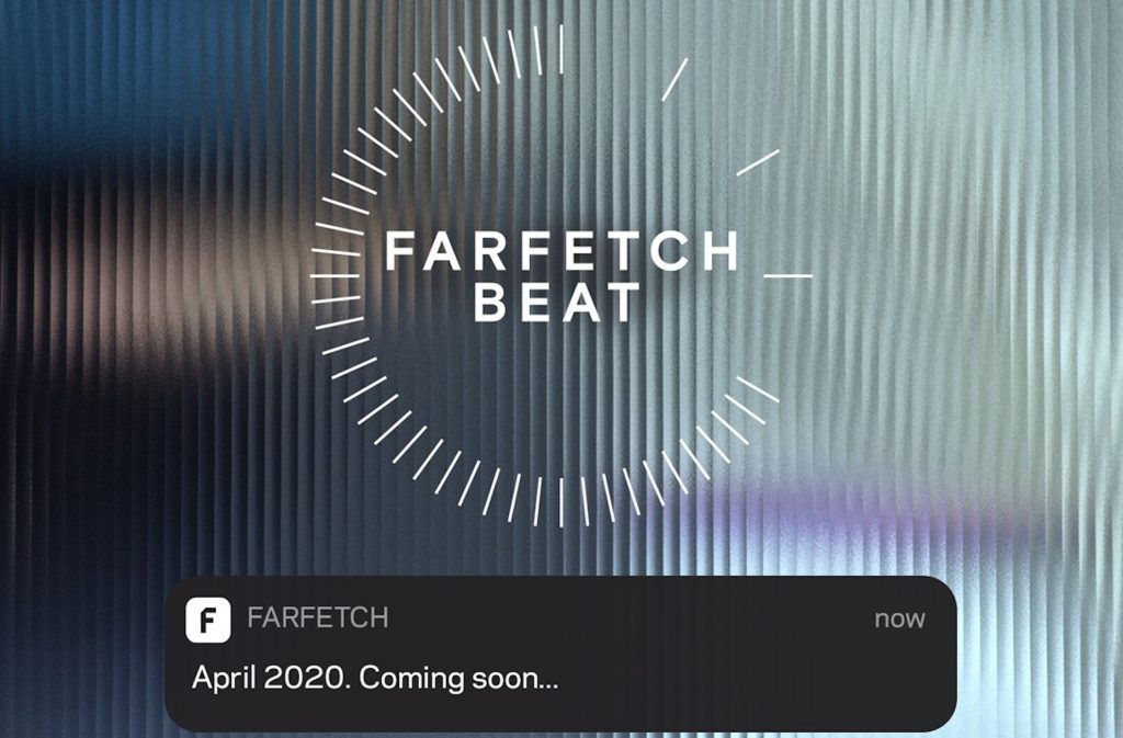 Farfetch to launch weekly exclusive drops with new 'Beat' feature