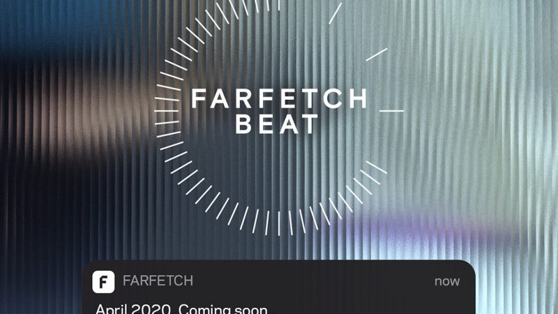 Farfetch is set to be the latest fashion retailer to launch a weekly 'drop' model releasing products from its vast array of luxury brand partners.