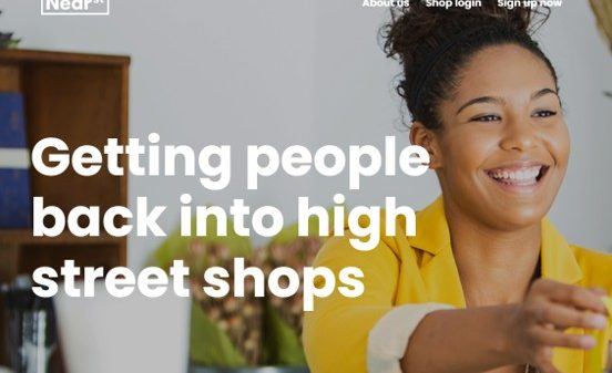 NearSt, the Google-backed British retail technology start-up aimed at driving more people into physical shops, has raised a further £2 million in funding.