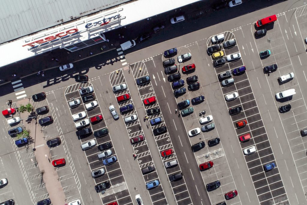 Morrisons and Tesco to rent out their parking spaces to non-customers via app