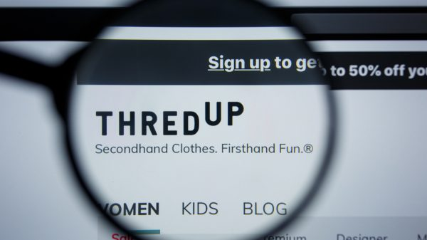 Gap has partnered with ThredUp to encourage customers to donate their unwanted clothes in exchange for credits to be spent in-store.