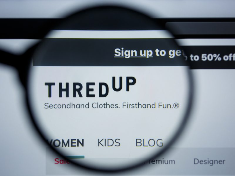 Walmart is throwing its hat into the fashion resale market as it announces a new landmark partnership with ThredUp.