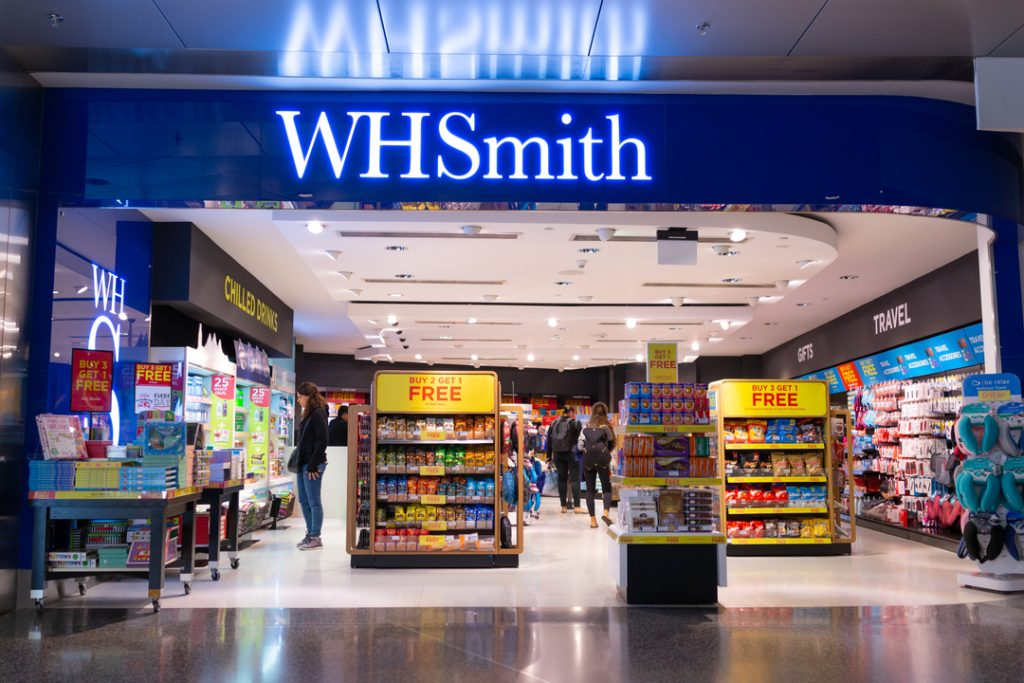 WHSmith offers 'buy now, pay later' with Laybuy