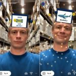 """Ikea has launched a new interactive Instagram app aiming to cash in on the """"What X Are You"""" filter trend dominating the social media platform."""