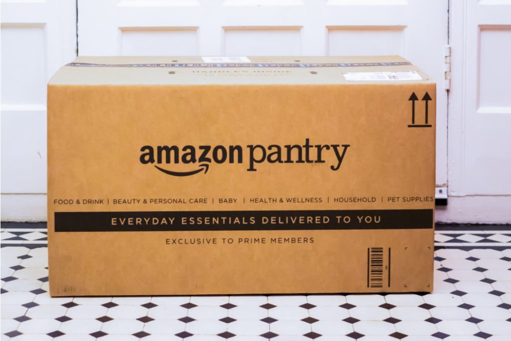 Amazon closes Prime Pantry indefinitely as it struggles to meet demand