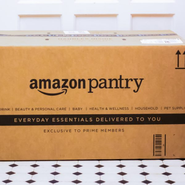 """Amazon has closed its grocery delivery service Prime Pantry temporarily due to """"high order volumes"""" as it becomes that latest retailer to struggle to meet demand."""