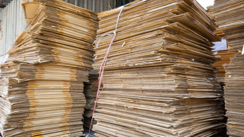 The sharp rise in home deliveries is soon set to lead to a national cardboard shortage, which will cause massive disruption in the transport of food and medicine.
