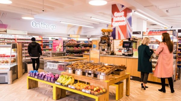 Sainsbury's launched its 'On the Go' concept in the City of London, the first of its kind to be targeted to the precise needs of a very localised demographic.